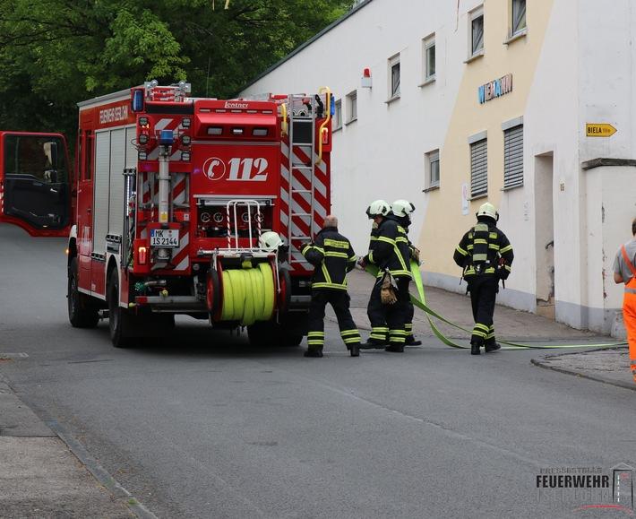 Foto:Pressestelle Feuerwehr Iserlohn