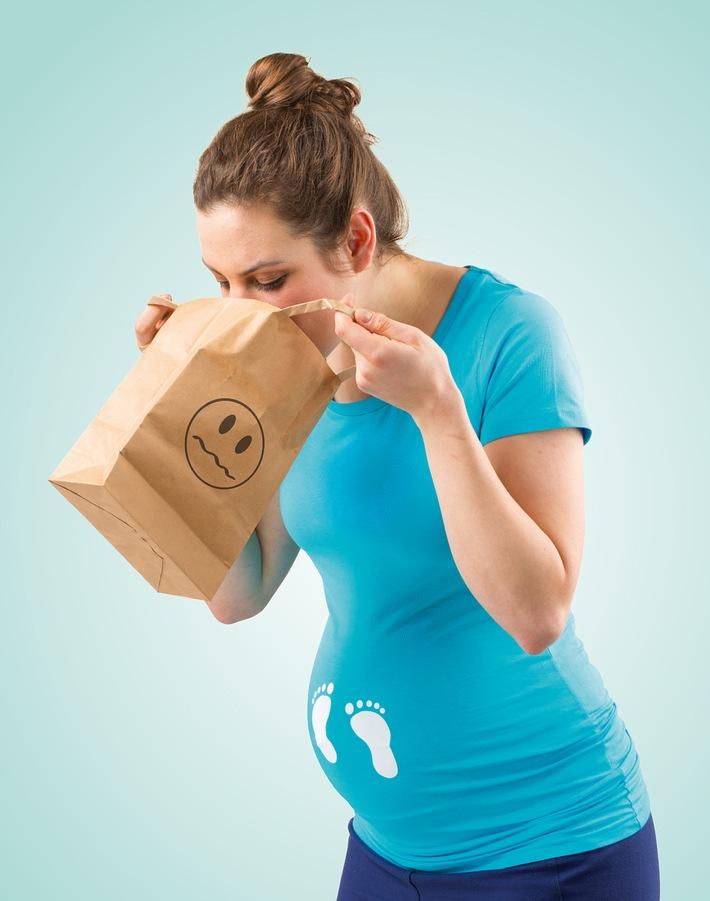 Spezieller Vitamin B-Mix hilft bei Schwangerschaftserbrechen