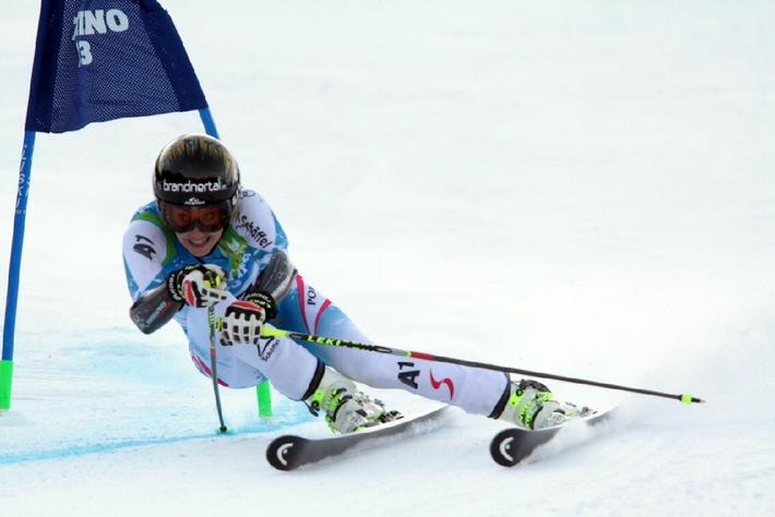 RTL FIS Damen Rennen im Brandnertal - BILD