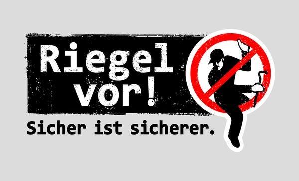"""POL-REK: 171013-2: Aktionswoche """"Riegel vor! Sicher ist sicherer."""" - Rhein-Erft-Kreis"""