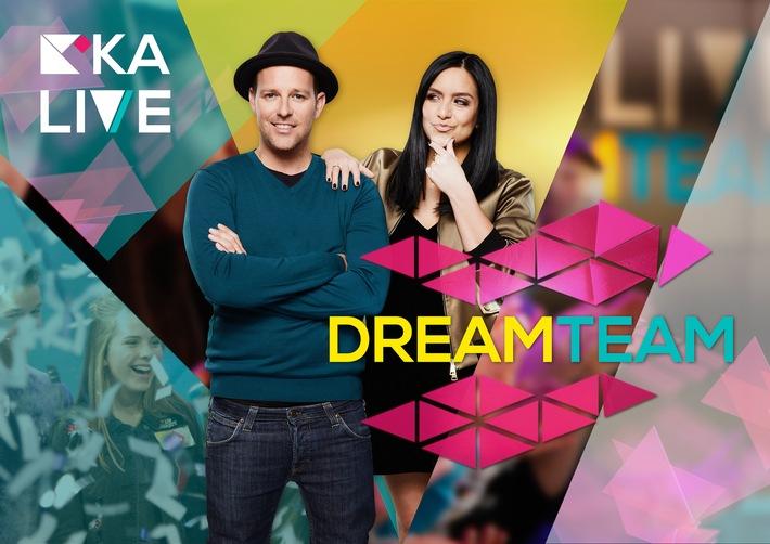 """""""KiKA LIVE"""" sucht das Dreamteam 2019 / 18 Kandidat*innen versuchen die Zuschauer*innen für sich zu gewinnen"""