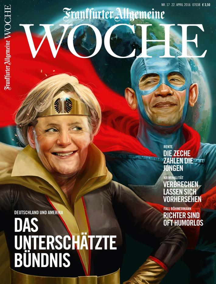 Frankfurter Allgemeine WOCHE geht an den Start