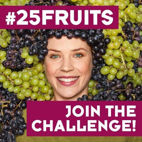 Social Media-Kampagne #25fruits zum 25. Geburtstag der FRUIT LOGISTICA startet jetzt