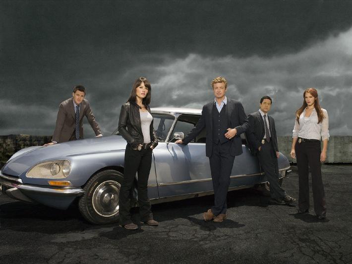 """SAT.1-Serienpower am Crime-Sonntag: brandneue Staffel von """"Navy CIS"""" und """"The Mentalist"""", ab 28. Februar 2010."""