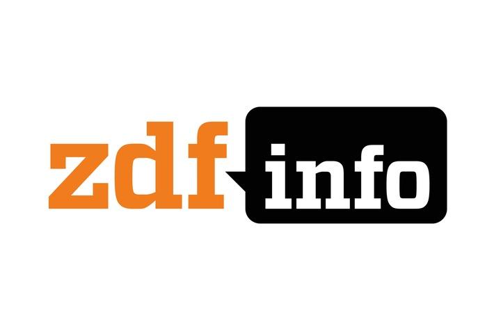 """ZDFinfo Weiterer Text über ots und www.presseportal.de/nr/105413 / Die Verwendung dieses Bildes ist für redaktionelle Zwecke honorarfrei. Veröffentlichung bitte unter Quellenangabe: """"obs/ZDFinfo/Corporate Desighn"""""""