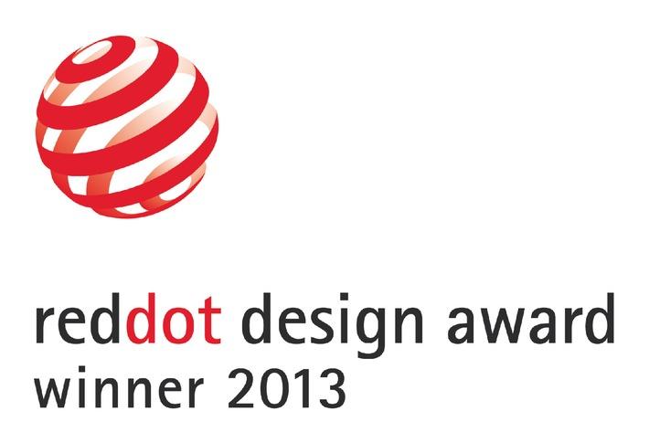 Der neue Kaba star: ausgezeichnet mit dem Red Dot Design Award (BILD)
