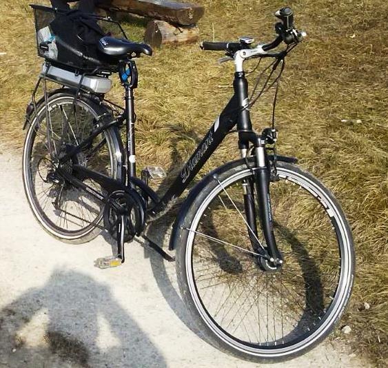 POL-NOM: E-Bike in Moringen gestohlen