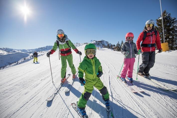 BILD zu OTS - Am 15. und 16.12. wird der Winterauftakt im Alpbachtal miteinem bunten Programm für die ganze Familie gefeiert.