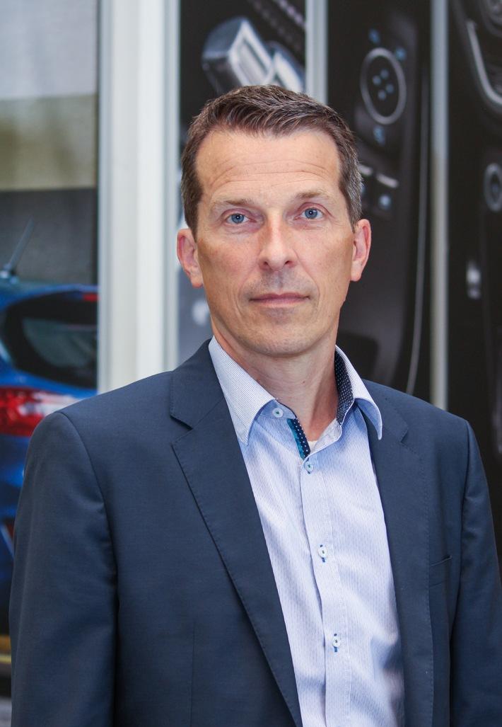"""Joost van Dijk ist seit 1. Juni 2019 neuer Geschäftsführer für das Ressort Finanzen der Ford-Werke GmbH. Weiterer Text über ots und www.presseportal.de/nr/6955 / Die Verwendung dieses Bildes ist für redaktionelle Zwecke honorarfrei. Veröffentlichung bitte unter Quellenangabe: """"obs/Ford-Werke GmbH"""""""