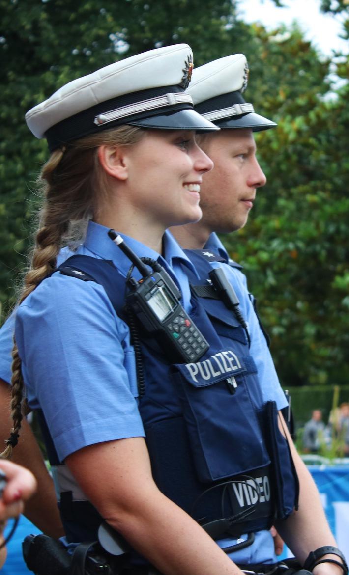 Einstellungstermin Mai 2019: Polizei verlängert Bewerbungsfrist!