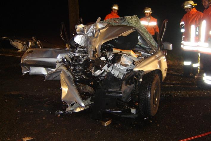 POL-HI: Verkehrsunfall mit verletzter Person