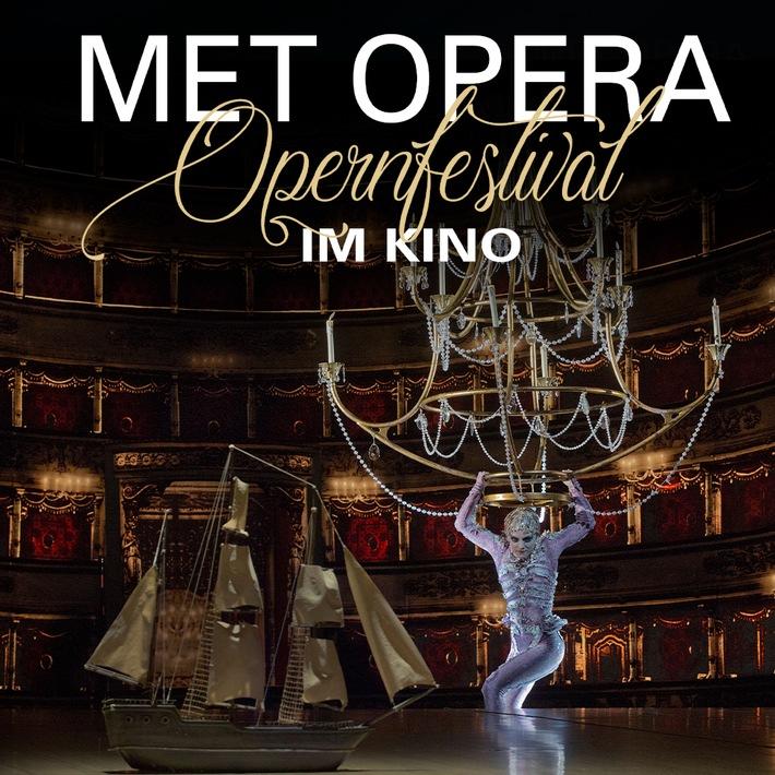 """Met Opera Sommerfestival / Copyright: Met Opera. Weiterer Text über ots und www.presseportal.de/nr/136327 / Die Verwendung dieses Bildes ist für redaktionelle Zwecke honorarfrei. Veröffentlichung bitte unter Quellenangabe: """"obs/LEONINE"""""""