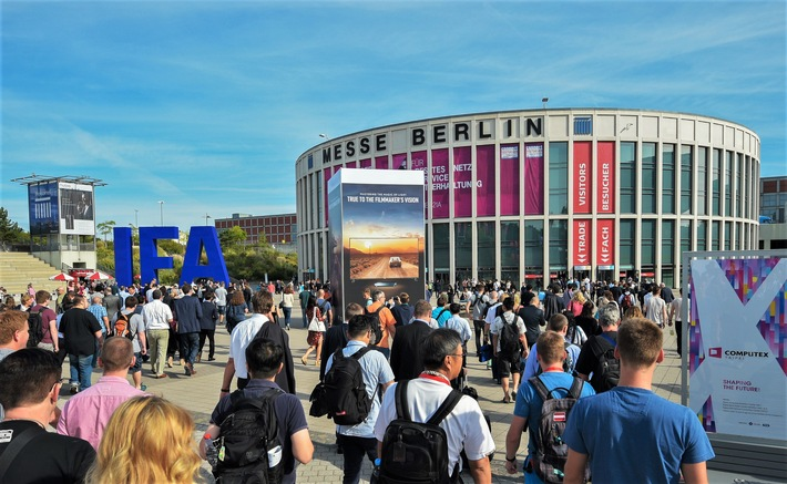 IFA 2017 - global leading Consumer Electronics show opens in Berlin