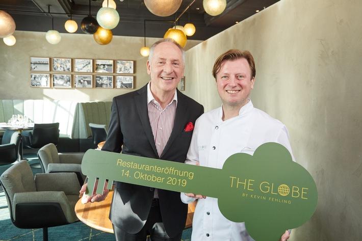 """Kevin Fehling eröffnet Gourmetrestaurant """"The Globe"""" auf modernisierter EUROPA (FOTO)"""