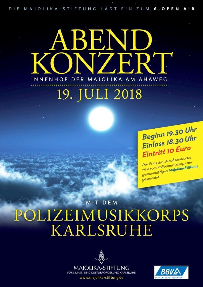 Plakat der Veranstaltung zur Veröffentlichung