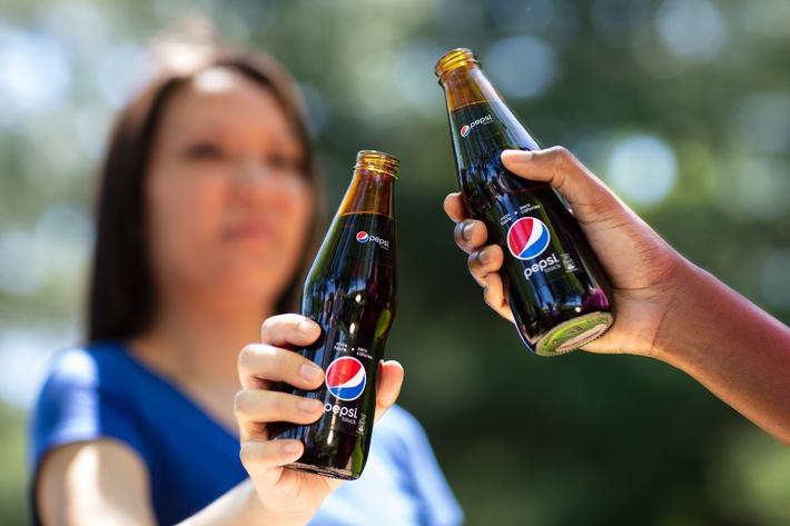 PepsiCo verzeichnet signifikante Fortschritte in der Umsetzung seiner Nachhaltigkeitsagenda Performance with Purpose 2025 / ...