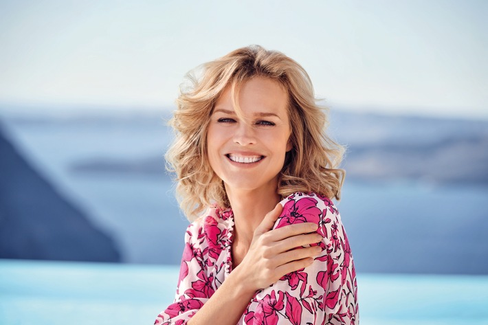 Eva Herzigova selected for GERRY WEBER - GERRY WEBER focuses on desire with another capsule collection