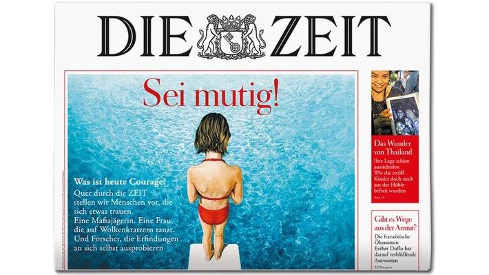 """DIE ZEIT 29_18 / Weiterer Text über ots und www.presseportal.de/nr/9377 / Die Verwendung dieses Bildes ist für redaktionelle Zwecke honorarfrei. Veröffentlichung bitte unter Quellenangabe: """"obs/DIE ZEIT"""""""
