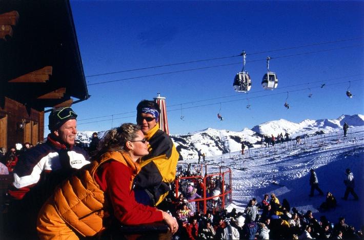 Wintersportler haben's gut