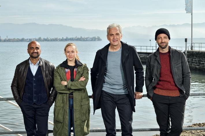 Der Kommissar und der See: neue ZDF-Reihe mit Walter Sittler