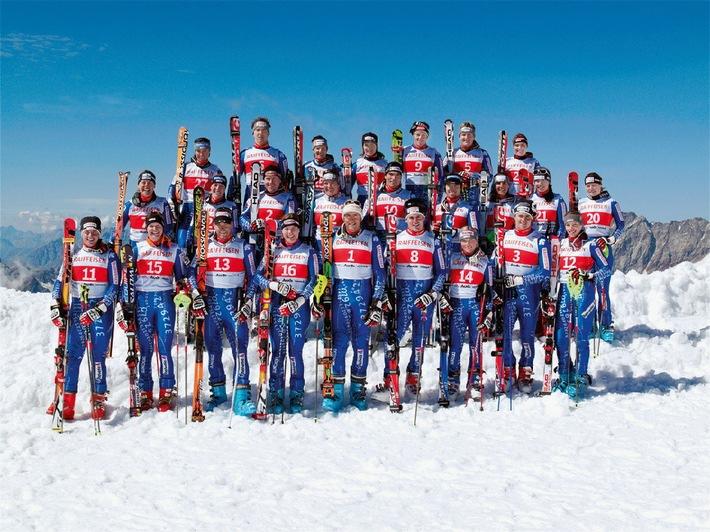 Raiffeisen prolunga di tre anni l'impegno con Swiss-Ski