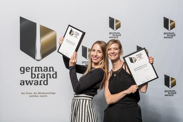 """German Brand Award 2018: Marke """"medi"""" doppelt ausgezeichnet"""