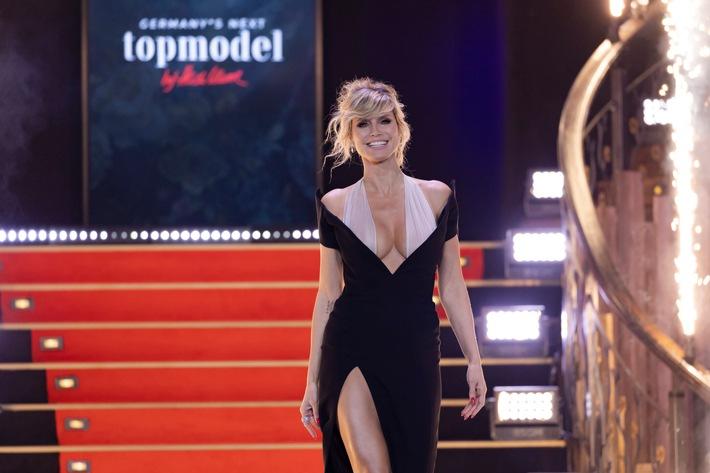 """2021 geht ja schon schön los! """"Germany's Next Topmodel - by Heidi Klum"""" startet am 4. Februar auf ProSieben (FOTO)"""