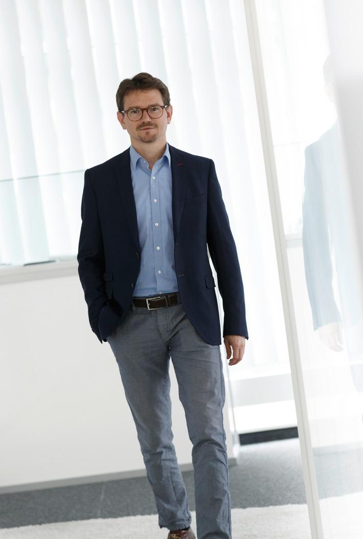 Olivier Reppert wird neuer Chef von car2go