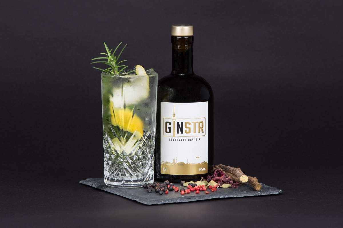 Ginster gin