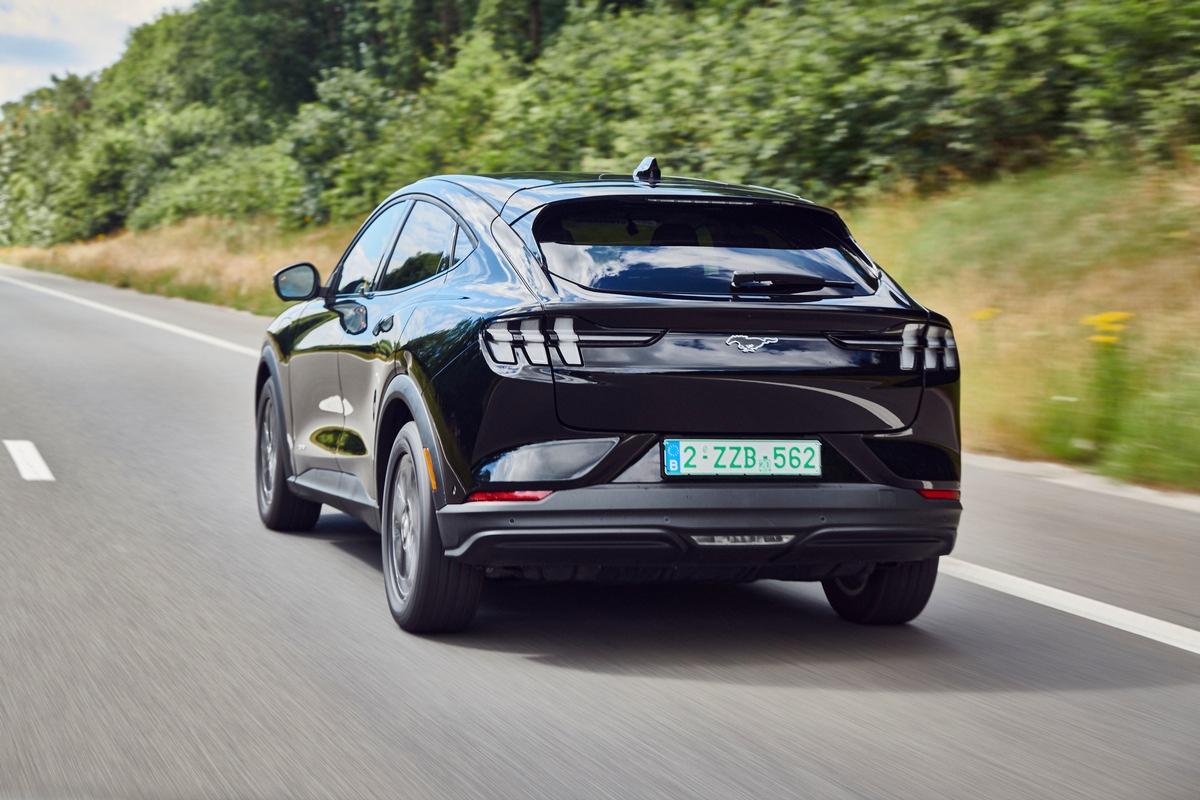 Fit für Europa: Warum der vollelektrische Ford Mustang Mach-E die europäischen Autofahrer begeistern wird