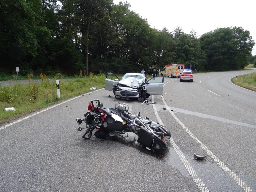 Unfall Idar Oberstein