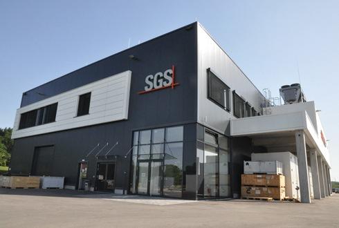 Presse Info Sgs Eröffnet Neues E Mobility Labor Bei