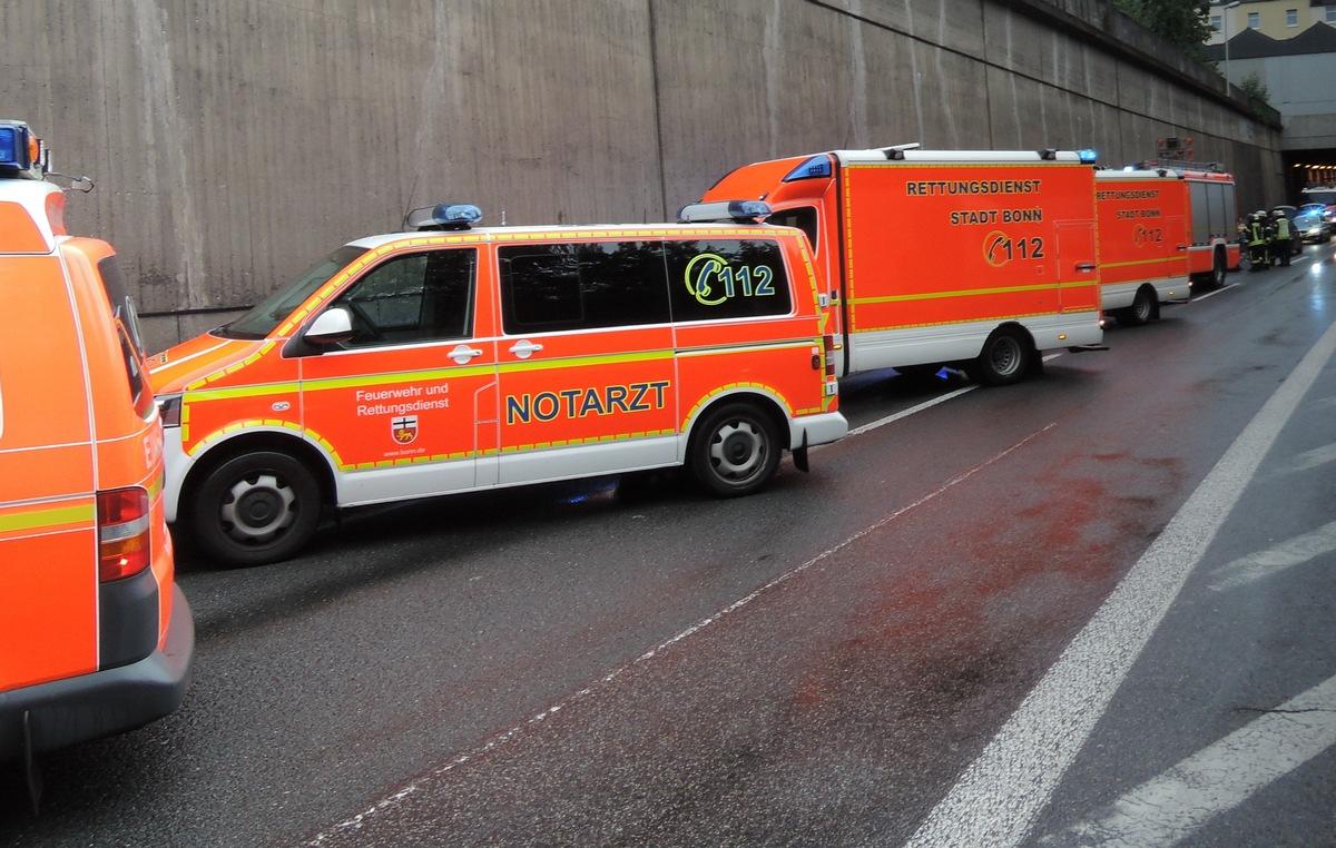 Köln Verkehrsunfall