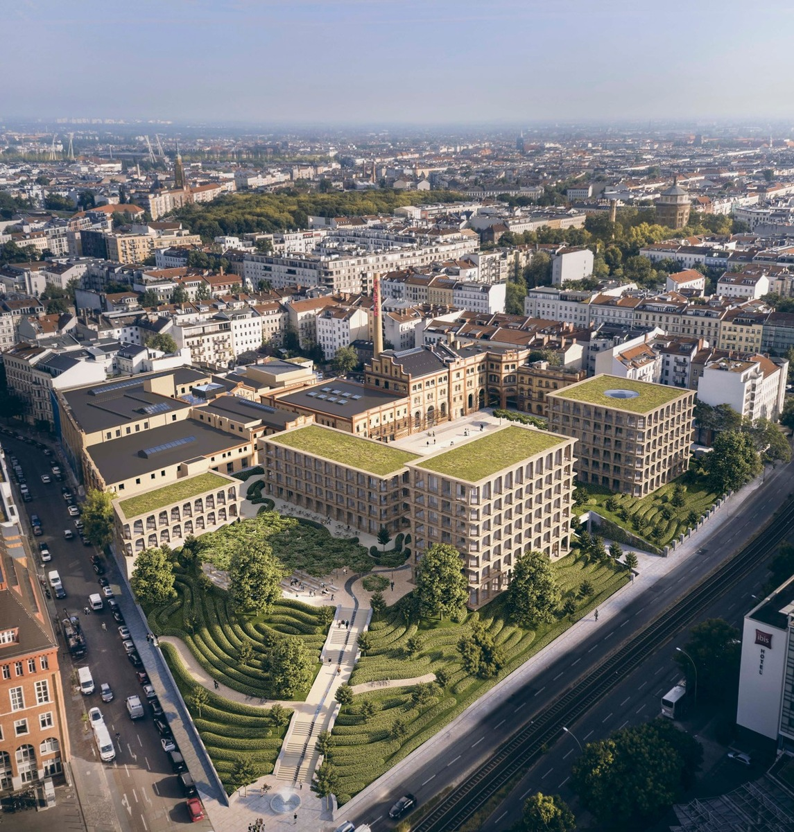 ▷ Sartorius ist neuer Ankermieter auf Bötzow   Presseportal