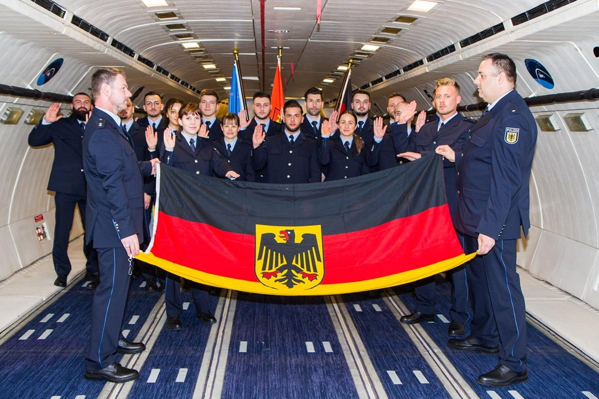 Bundespolizei Köln Bonn