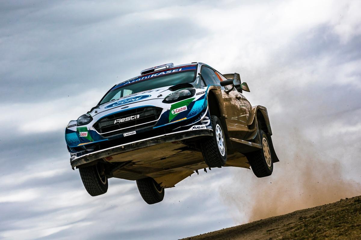 WRC: Junge Fahrer von M-Sport Ford wagen sich bei Safari-Rallye Kenia im Fiesta WRC auf unbekanntes Terrain