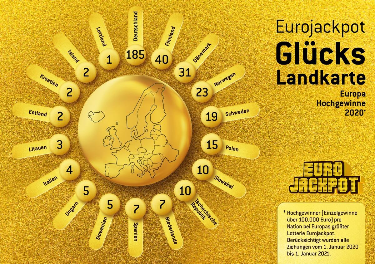 eurojackpot nächste woche