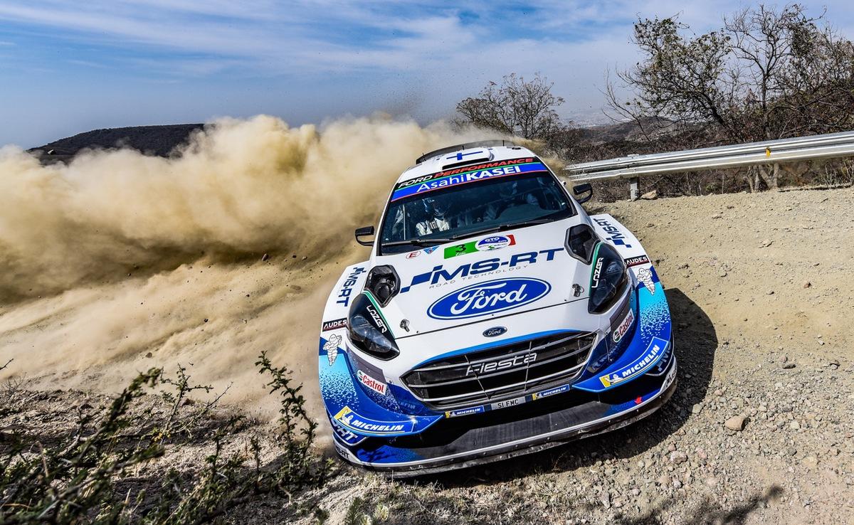 Das Rennen zwischen den Rallyes: M-Sport Ford trotz Zeitproblem für WM-Lauf auf Sardinien vorbereitet