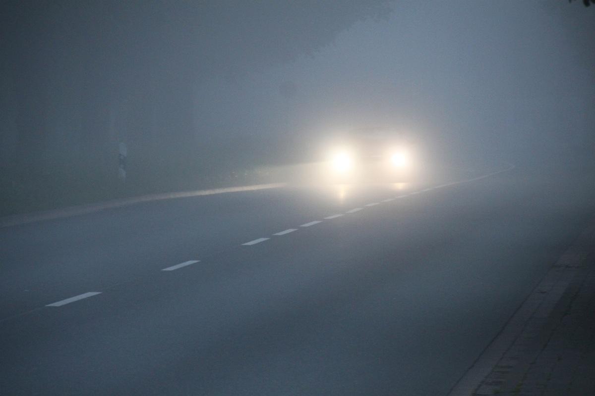 Die sicht ist erheblich behindert wann dürfen sie nebelscheinwerfer einschalten