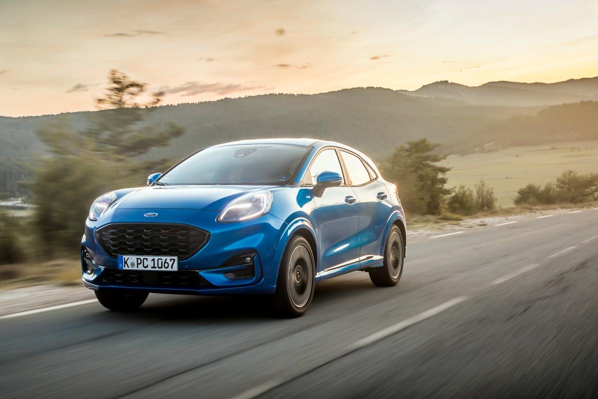 Ford EcoBoost Hybrid-Antrieb – der Einstieg in die Welt der Elektromobilität