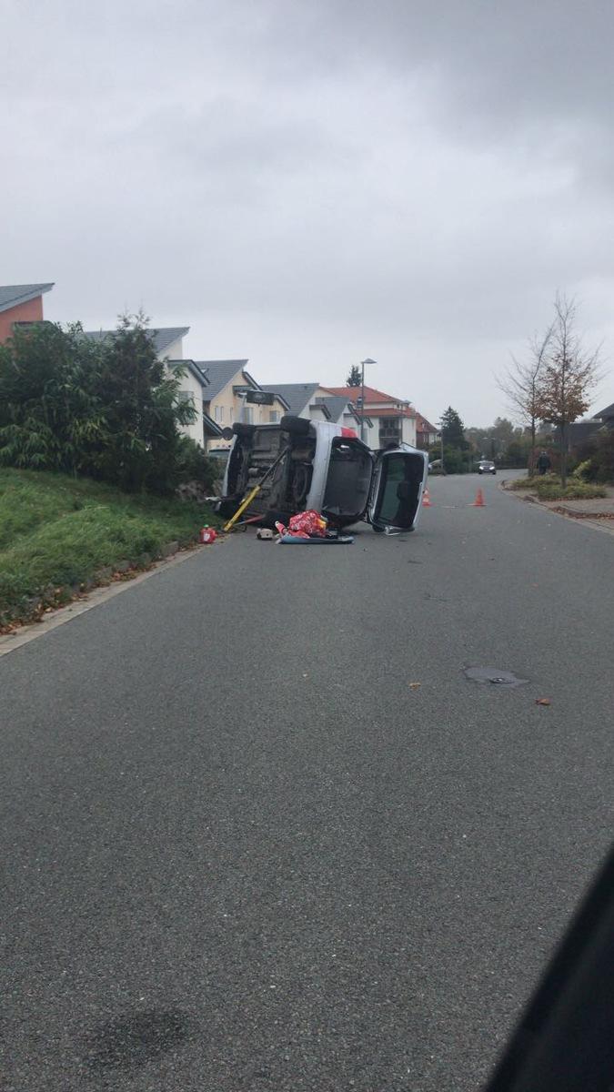 Verkehrsunfall Schwerin