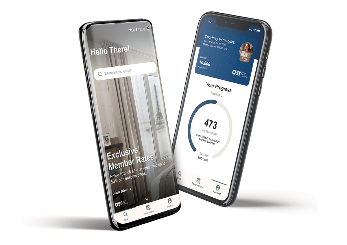 "▷ The Ascott Limited startet neue mobile App ""Discover ASR"