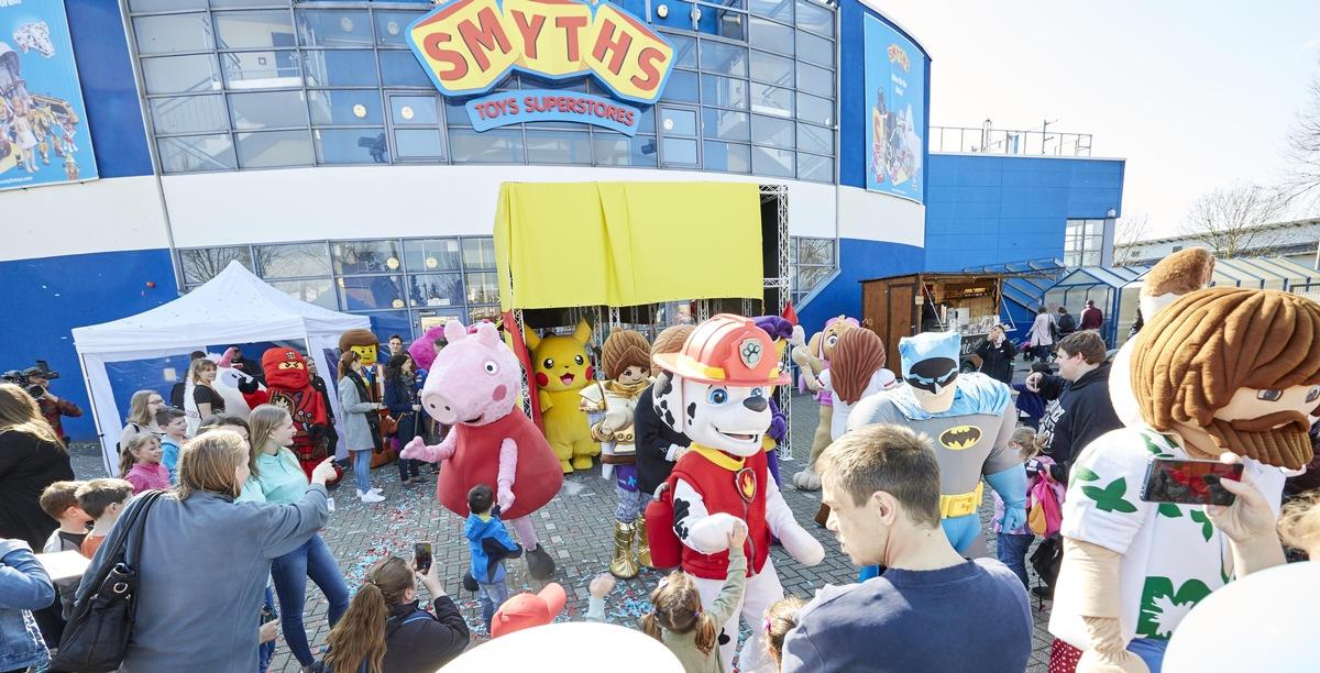 Smyths toys würfelspiel
