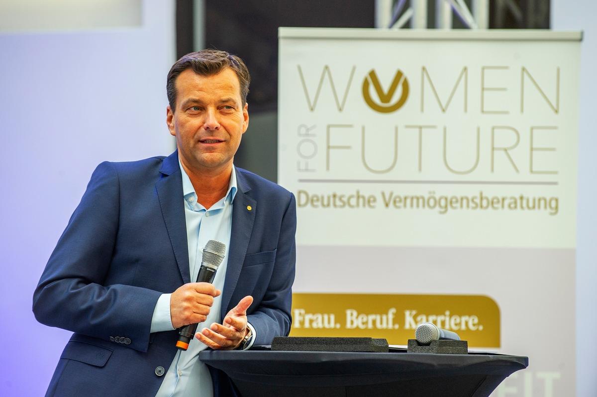 ▷ DVAG veranstaltet erneut Frauenkongress Zwei Tage