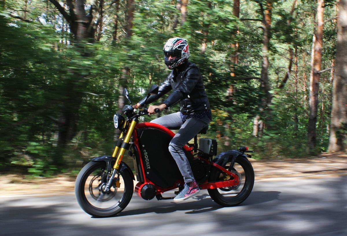 Scheuer Motorrad