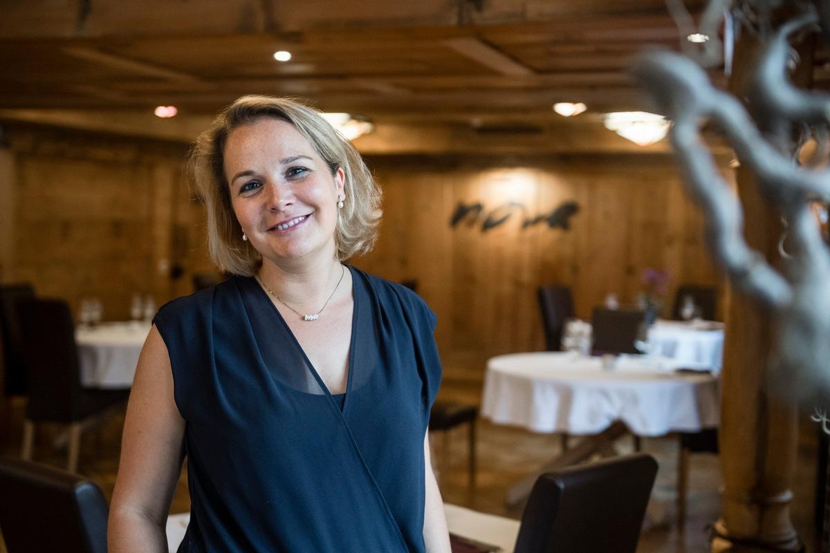 Alexandra Ziörjen Sauve Son Restaurant Et Obtient L