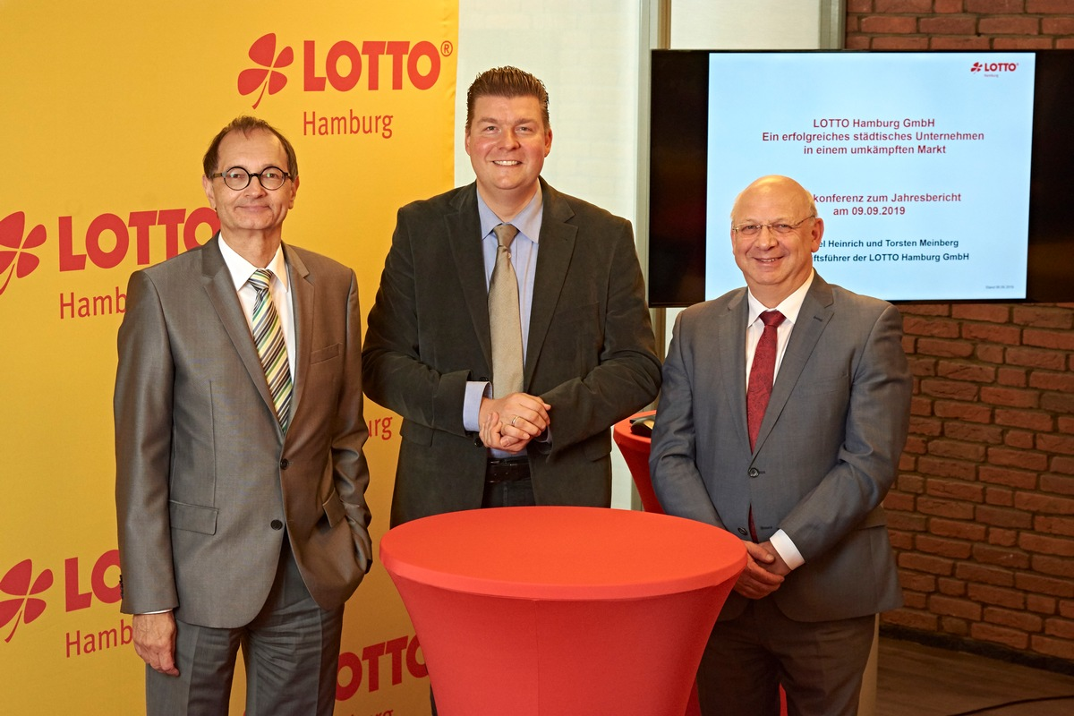 Lotto Hamburg App