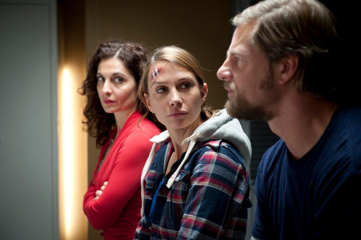 Trinkspiele Und Sex Im Fahrstuhl Bei Der Letzte Bulle
