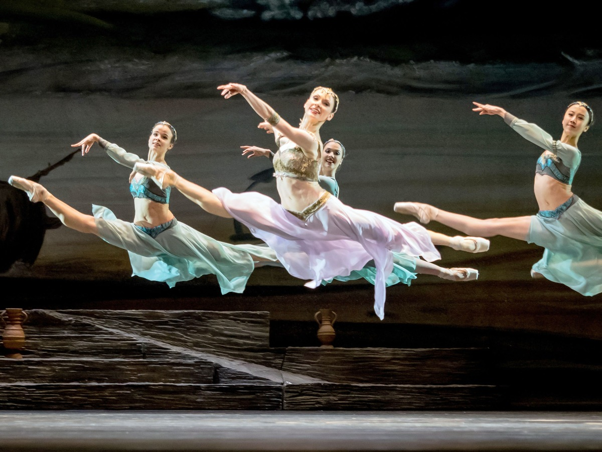Ballett Doku