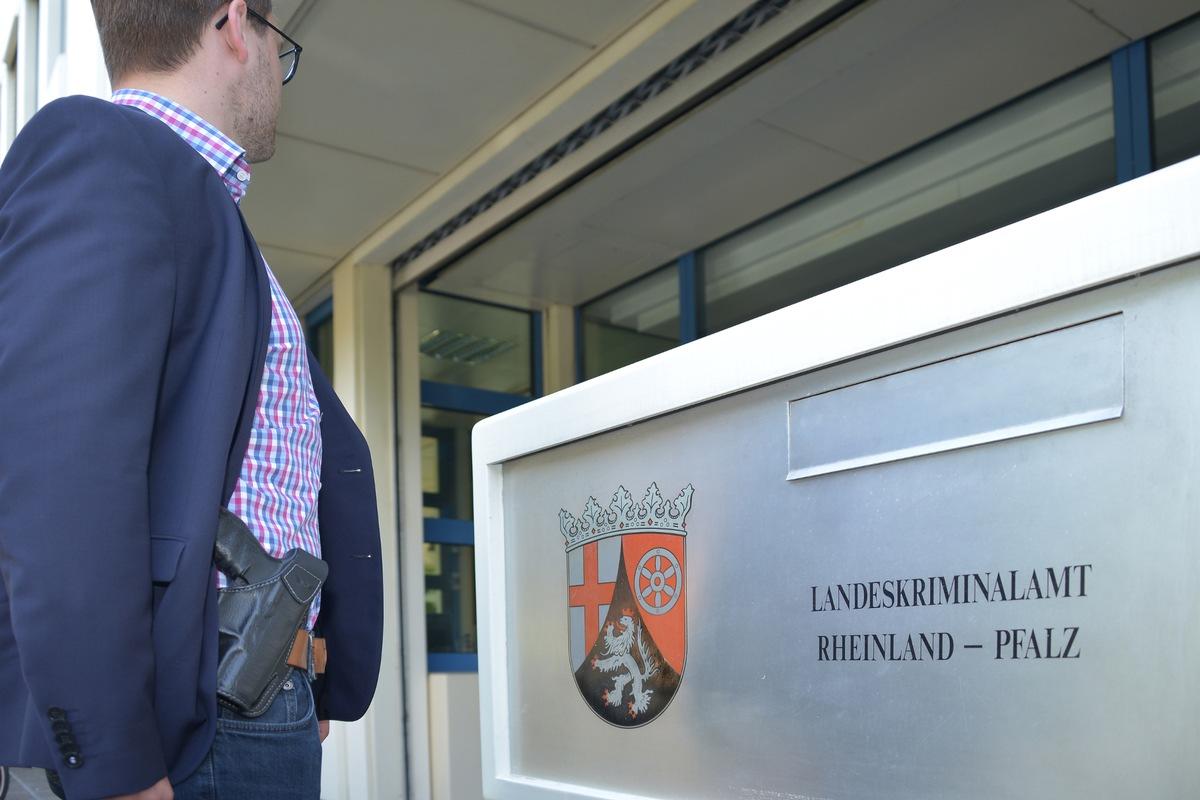 Polizei Ausbildung Bewerbung Rheinland Pfalz